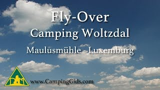 Fly Over Camping Woltzdal