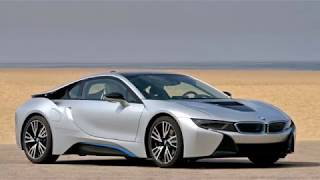 BMW I8 COUPE 2015