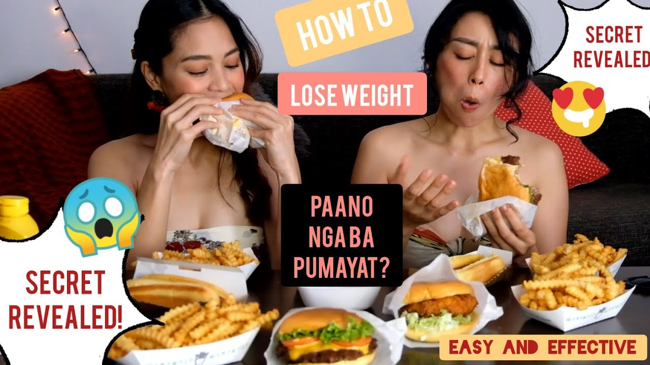 How to Lose Weight   Paano Pumayat   Weight Loss Secrets   Tips on how to stay fit