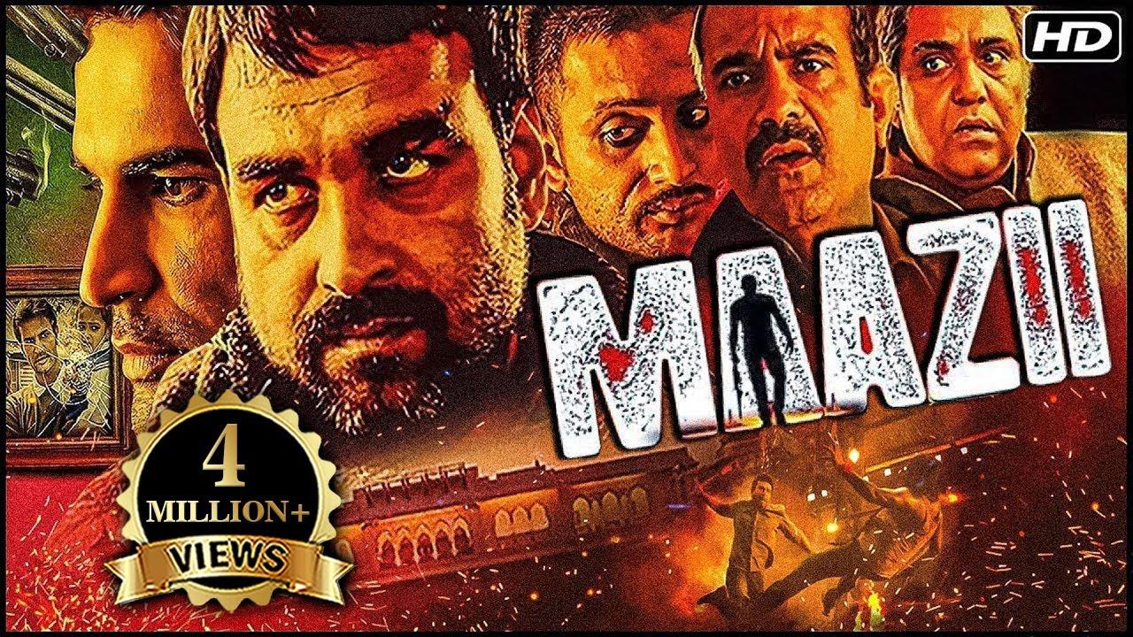 Maazii Hindi Full Movie | Pankaj Tripathi , Sumeet Nijhawan | New Bollywoood Thriller Action Movies