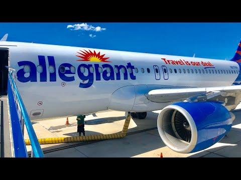 TRIPREPORT   Allegiant   St. Petersburg(PIE)-Milwaukee(MKE)   Airbus A320-200   Economy