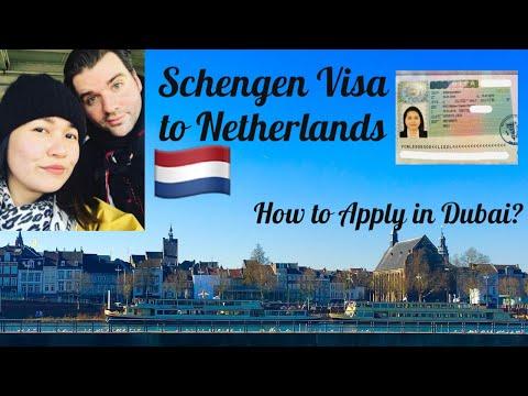 How To Apply Schengen Visa To Netherlands In Dubai |VFS Global #titaliz