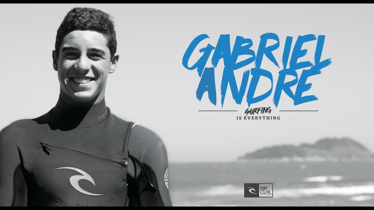 Download Rip Curl - Surfing is Everything: Gabriel André