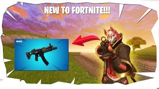 NEW SMG ADDED TO FORTNITE WITH NEW UPDATE AND MORE!! PLAYING WITH VIEWERS!! #RIPTACSMG