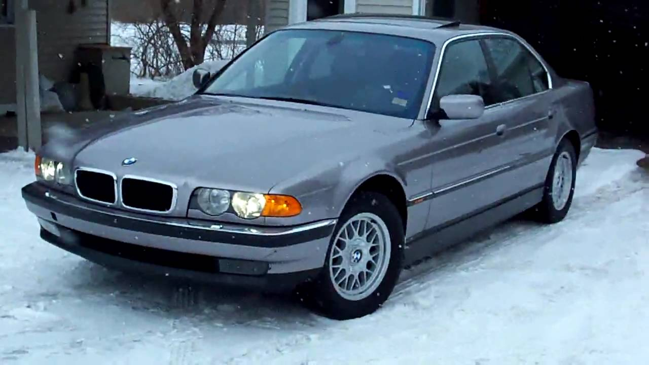 small resolution of 2000 bmw 740i