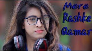 Mera Rashke Qamar:New Version full HD video song || nusrat fateh ali khan