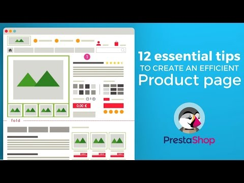 12 essential tips to create an efficient product page