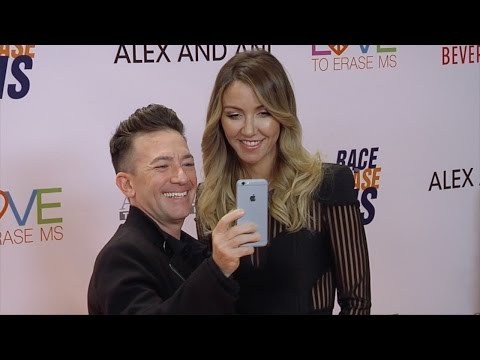 David Faustino and Andrea Faustino 2017