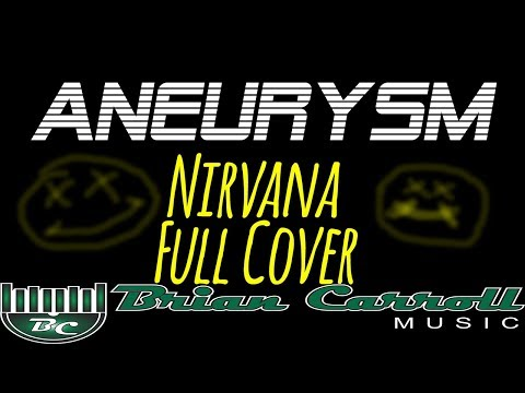 Aneurysm - Nirvana ( Cover ) Now available in online stores  :)