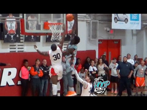 6'3 Zack Dawson (2017/PG) Official HoopMIA Junior Year Highlight Tape