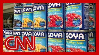 Goya Foods Boycott Takes Off After Its Ceo Praises Trump