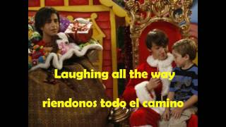 drake bell - Jingle Bells (español & ingles)