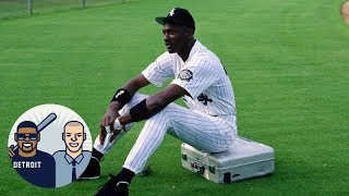 Movie about Michael Jordan playing baseball in the works from Will Smith | Jalen & Jacoby | ESPN