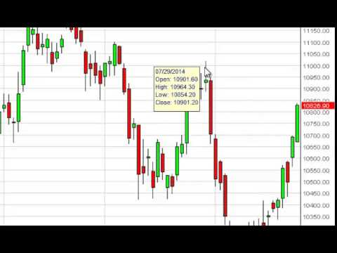 IBEX 35 Technical Analysis for August 27, 2014 by FXEmpire.com