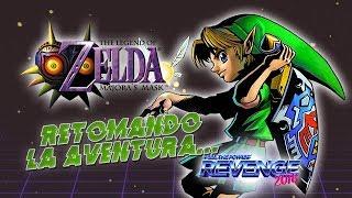 Martes: The Legend Of Zelda: Majora' s Mask #Rev2018