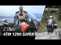 Essais KTM 1290 Super Adventure S