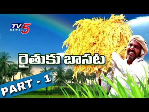 Water Preservation Techniques | Water Conservation Awareness | Rythuku Basata | Part - 1 | TV5 News