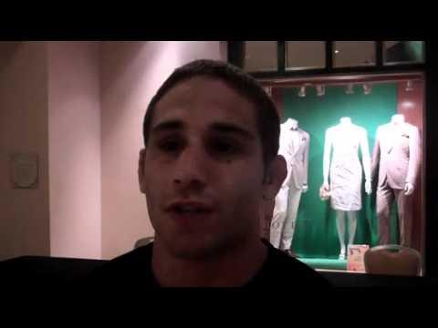 Chad Mendes UFC 133 Postfight Interview