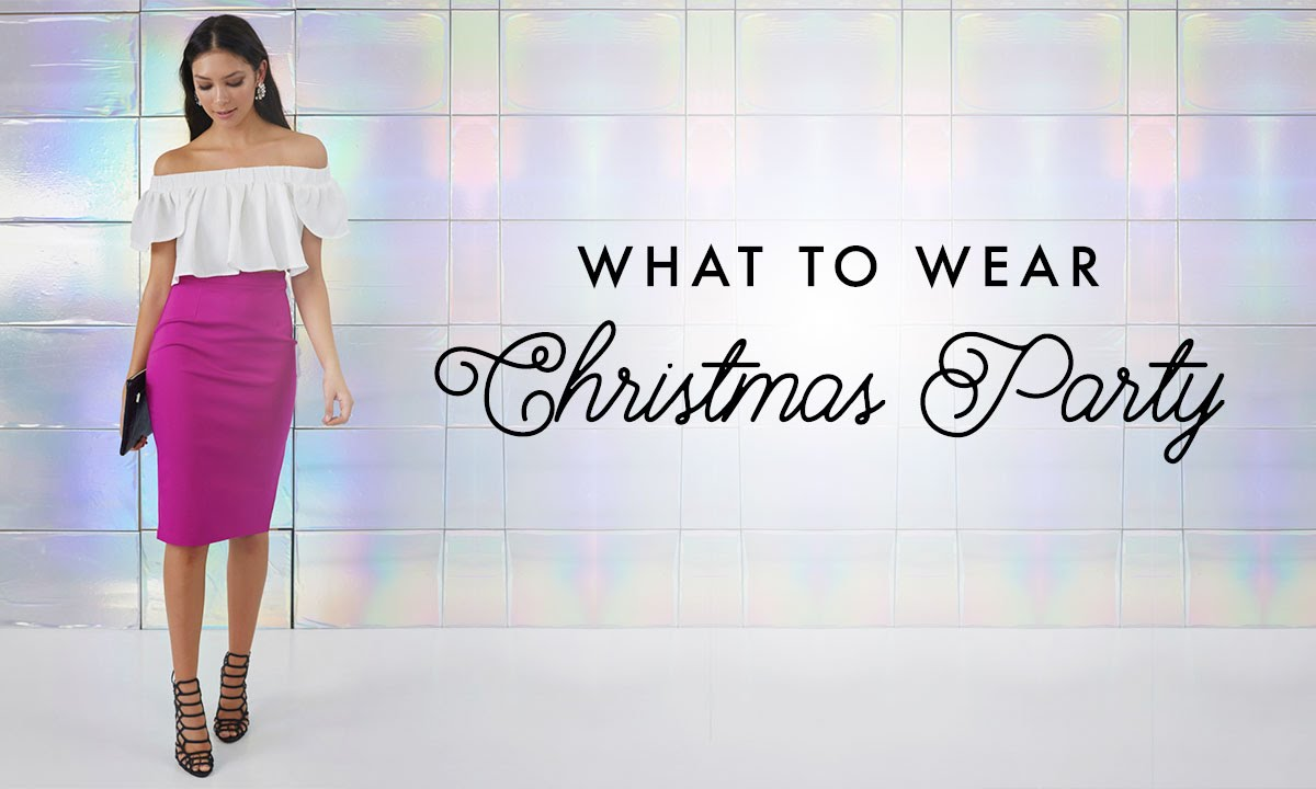 What to Wear Christmas