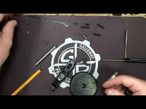 Aegis Short Stroke Trigger for LC9s/EC9s Pistols