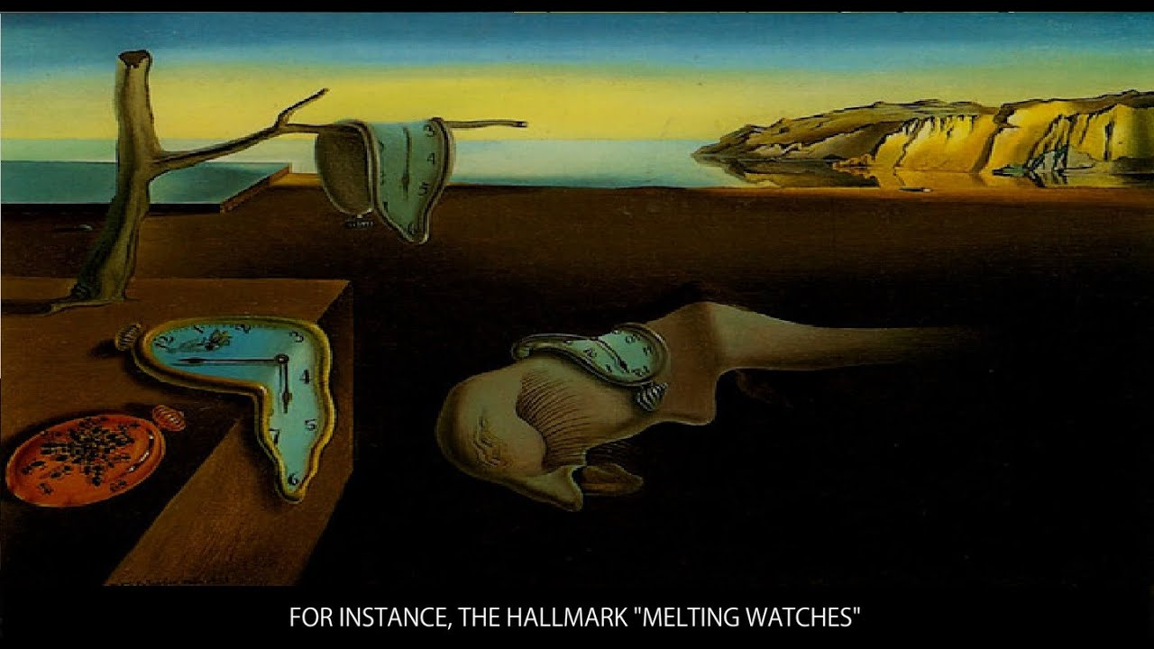 Salvador dali famous painters bios wiki videos by kinedio
