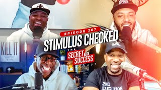 S2S Podcast Episode 267 Stimulus Checked