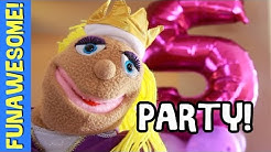 AUTUMN'S 5TH BIRTHDAY PARTY
