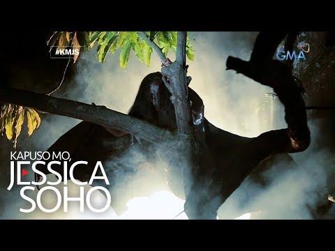 Kapuso Mo, Jessica Soho: Manananggal sa Pangasinan?