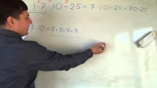 Математика 3 класс. 28 сентября. Порядок действий
