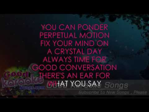 Up Around the Bend -  Creedence Clearwater Revival (Lyrics karaoke) [ goodkaraokesongs.com ]