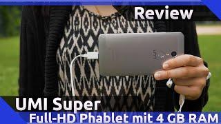UMi Super (Test) 5.5 inch CCG 3 Android 6.0 4GB RAM 32GB ROM Helio P10