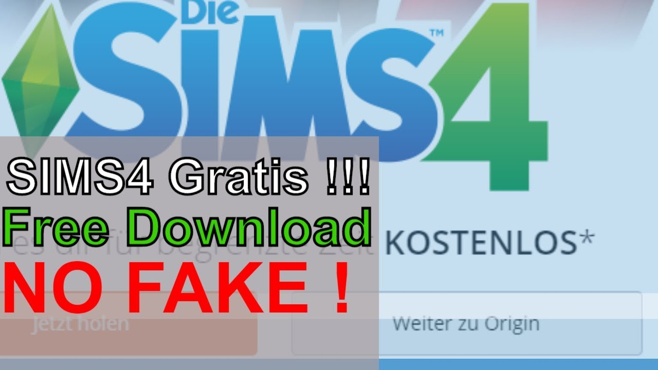 sims 4 gratis spelen origin