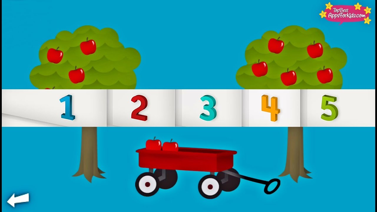 Counting Game Number Song Learn To Count From 1 To 20