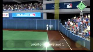 MLB 08 The Show: Cleveland at Toronto, ALCS Game One