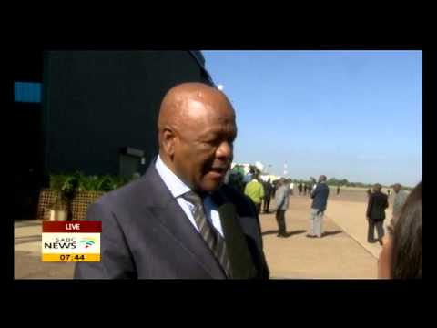 Jeff Radebe back from Nigeria