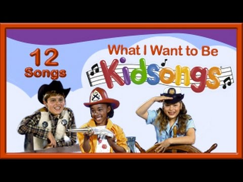 What I Want to Be | Kidsongs | ABC Song | Them Bones | Nursery Rhyme  Songs | PBS Kids | Kid Songs