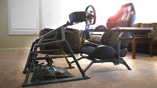 My Ultimate Racing Simulator Setup - Obutto R3volution Cockpit