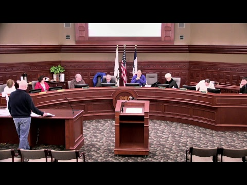 City of Sioux CIP Budget Session - January 19, 2019 Mp3