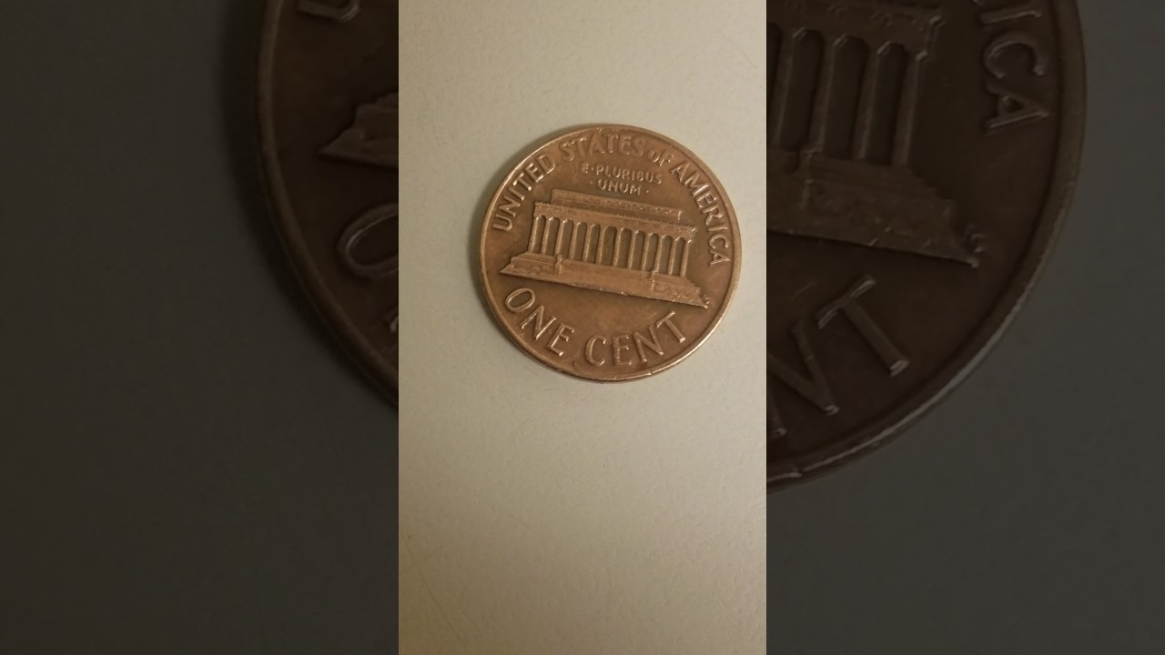 1971 possible double die penny and 1972 d error penny