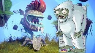 Тестирую YETI CHOMPER в Plants vs Zombies: Garden Warfare 2 - ЛУЧШИЙ ЧОМПЕР?!