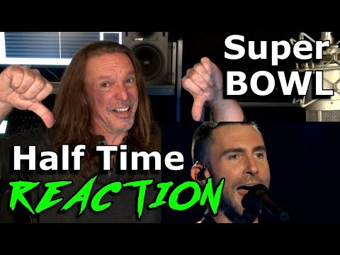Maroon 5's Superbowl Halftime Show - Reaction - Adam Levine Mp3
