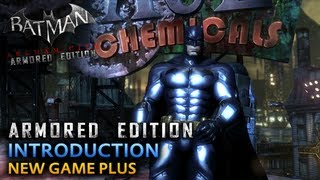 Batman: Arkham City Armored Edition - Wii U Walkthrough - Prologue - I