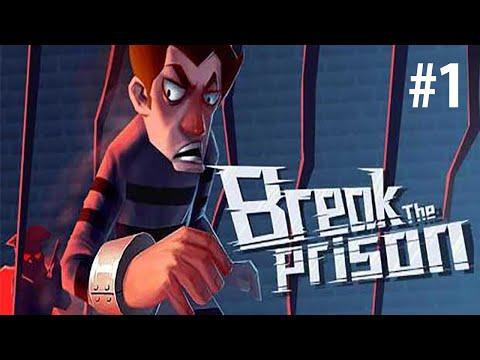 Break the Prison Android Gameplay Walkthrough Part 1 [HD]