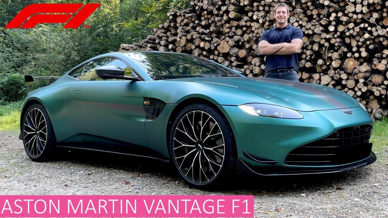 Download Essai Aston Martin Vantage F1 Edition – La plus FUN de la gamme !