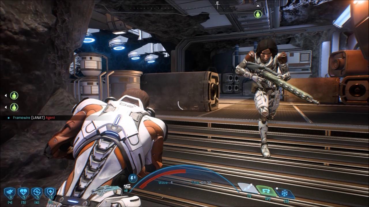 Andromeda Human Engineer Build
