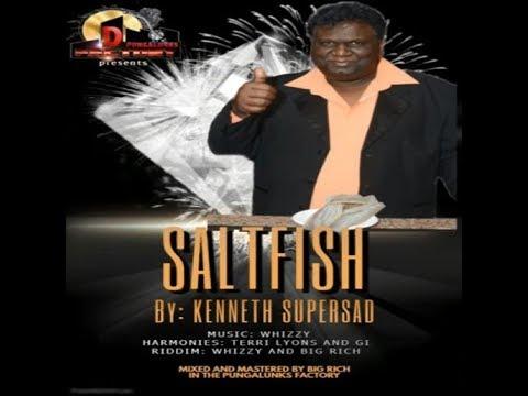 Kenneth Supersad - Saltfish (2019 Chutney Soca)