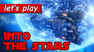 Into the Stars gameplay: Space survival game (early access) | ep 1