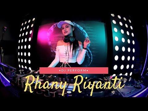 SUARA DJ - Live Perform DJ Rhany Riyanti At Studio Matalelaki
