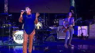 """Greta Van Fleet """"Highway Tune"""" at DTE 9/29/17"""